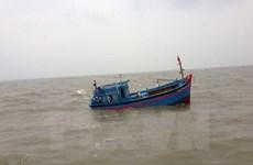 Tìm thấy 1 thi thể ngư dân bị sóng đánh chìm trên biển Côn Đảo