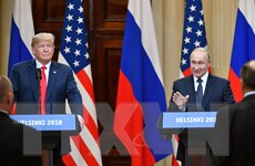 Ông Putin: Nga không bao giờ can thiệp vào tiến trình bầu cử của Mỹ