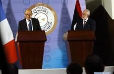 Pháp sẽ giúp Libya tổ chức bầu cử tổng thống và quốc hội