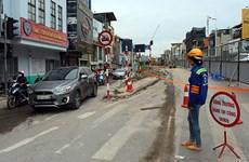 Hà Nội rút kinh nghiệm dự án cầu vượt nút giao An Dương chậm tiến độ