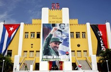 Điện mừng Cuba kỷ niệm lần thứ 65 Cuộc tấn công Trại lính Moncada