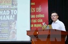 Đảng ủy Khối các cơ quan TW tổ chức hội nghị chuyên đề về tin giả