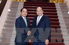 Chính phủ Việt Nam khuyến khích hợp tác với Lào về lĩnh vực thanh tra