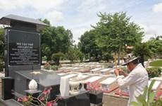 Mái nhà chung của 120 liệt sỹ quân tình nguyện Việt Nam