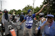 Nicaragua chưa tìm ra giải pháp giải quyết khủng hoảng chính trị