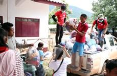 Vỡ đập thủy điện tại Lào: Lào tăng cường phòng chống dịch bệnh