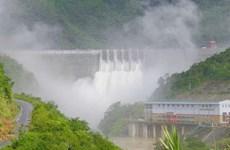Từ 9 giờ ngày 30/7, bắt đầu xả lũ hồ thủy điện lớn nhất Bắc Trung Bộ