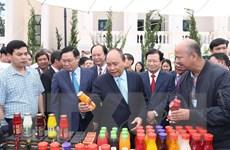 Hình ảnh Thủ tướng chủ trì hội nghị về đầu tư vào nông nghiệp