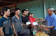 Chính phủ và nhân dân Việt Nam hỗ trợ khắc phục sự cố vỡ đập ở Lào