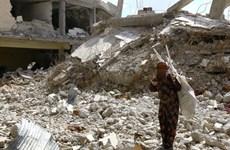 Các nhóm thuộc phe đối lập Syria ký thỏa thuận ngừng bắn tại Ai Cập
