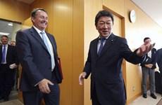 Nhật Bản tái khẳng định hoan nghênh Anh muốn tham gia CPTPP