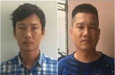 Khởi tố 3 cha con dùng bình gas tấn công người thi hành công vụ