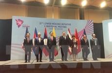 Việt Nam dự Hội nghị Bộ trưởng Ngoại giao Sáng kiến hạ nguồn Mekong