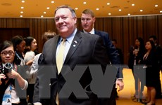 Ngoại trưởng Mỹ lạc quan về nỗ lực phi hạt nhân hóa Triều Tiên