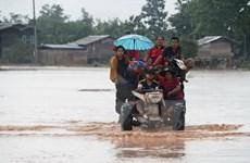 Tạm thời cấm các hoạt động tại khu vực thủy điện Xe Pian-Xe NamNoy