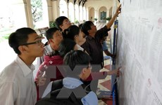Điểm chuẩn nhiều trường đại học ở Thành phố Hồ Chí Minh giảm mạnh