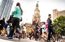 Dân số Australia chính thức chạm mốc 25 triệu người
