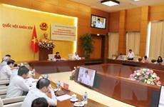 Bộ Chính trị kiểm tra thực hiện nghị quyết đảng tại Đảng đoàn Quốc hội