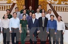 Thủ tướng: Chung tay giúp đỡ các nạn nhân da cam hòa nhập cộng đồng