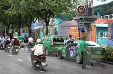 Thành phố Hồ Chí Minh thí điểm hình thức dừng đón taxi ở điểm cố định