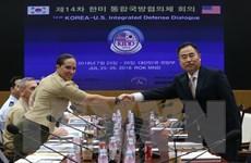 Triều Tiên phản đối đối thoại quốc phòng chung Hàn Quốc-Mỹ