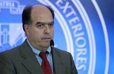 Tòa án Venezuela ra lệnh bắt cựu Chủ tịch Quốc hội Julio Borges