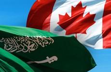 Saudi Arabia bán tháo chứng khoán, cân nhắc biện pháp đáp trả Canada