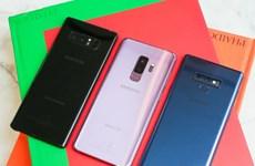 Apple giữ vững ngôi đầu, Samsung tụt hạng về giá bán điện thoại