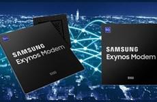 Samsung phát triển thành công chip moderm 5G chuẩn quốc tế đầu tiên