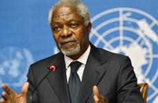 Cựu Tổng thư ký Liên hợp quốc Kofi Annan qua đời ở tuổi 80