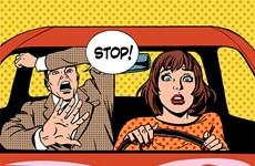 """Làm thế nào để là người phụ nữ biết dừng ôtô thật """"đẹp""""?"""