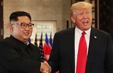 Tổng thống Trump đề cập khả năng gặp lại nhà lãnh đạo Triều Tiên