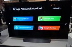 LG sẽ cài đặt trợ lý ảo Google Assistant trên các mẫu tivi thông minh