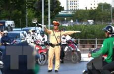 Bộ Công an mở cao điểm bảo đảm trật tự giao thông dịp Quốc khánh