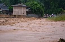 Yên Bái tìm thấy hai thi thể người dân mất tích do mưa lũ