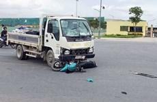 TP.HCM: Hai vụ tai nạn giao thông chiều Chủ Nhật làm 3 người chết