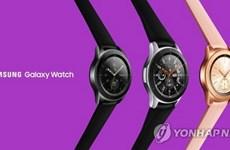 Samsung bắt đầu mở bán đồng hồ thông minh Galaxy Watch