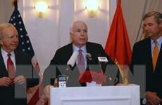 John McCain - người tiên phong thúc đẩy quan hệ Việt-Mỹ