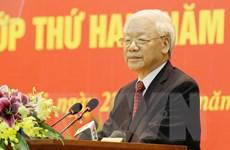Khai giảng lớp bồi dưỡng kiến thức cho các Ủy viên Trung ương Đảng