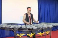 Tỉnh Bình Phước công bố bảo vật quốc gia Đàn đá Lộc Hòa
