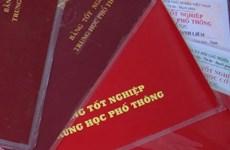 Hà Nam phát hiện 4 đảng viên dùng bằng tốt nghiệp THPT không hợp pháp