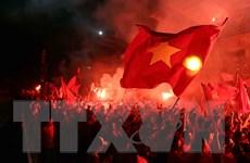Bố Quang Hải mong con thi đấu hết mình vì màu cờ sắc áo Tổ quốc