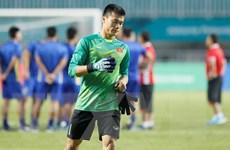 ASIAD 2018: Bố thủ môn Bùi Tiến Dũng mong con trai giữ sạch lưới