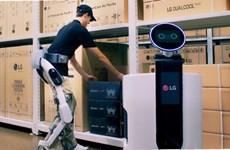 LG tuyên bố đầu tư mạnh cho trí tuệ nhân tạo và kinh doanh robot