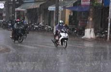 Nhiều khu vực có mưa và dông, Thanh Hóa và Đắk Lắk nguy cơ lũ quét
