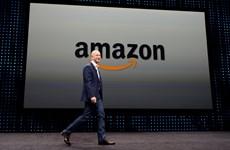 Amazon trở thành công ty thứ hai đạt ngưỡng vốn hóa 1.000 tỷ USD