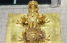 Triển lãm hình tượng rồng-phượng trên bảo vật triều Nguyễn