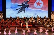 Lãnh đạo Trung Quốc, Nga chúc mừng ngày Quốc khánh Triều Tiên