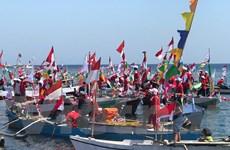Đua thuyền buồm quốc tế thúc đẩy phát triển kinh tế hàng hải Indonesia