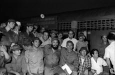 """Ký ức """"người trong cuộc"""" về chuyến thăm vùng giải phóng của Fidel"""
